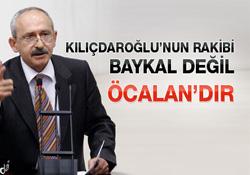 """""""KILIÇDAROĞLU'NUN RAKİBİ BAYKAL DEĞİL ÖCALAN'DIR"""" BAŞLIKLI YAZIYA YANIT"""