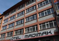 MADIMAK'TA KRİZ