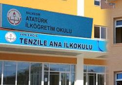Atatürk tabelası gitti Tenzile Erdoğan geldi