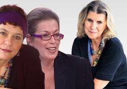 Cumhuriyet'in kadın yazarlarından şık hareketler