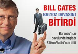 Bill Gates 'Sessiz Çığlık' eyleminde