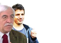 """Emre Belözoğlu'nun """"akıl hocası"""" Çengiz Çandar"""