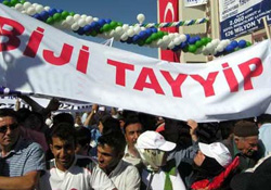 Ve AKP Kürt açılımını yine rafa kaldırdı