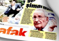 Noam Chomsky Yeni Şafak röportajını yalanladı