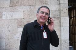 Mustafa Balbay'ın boynundaki kravat mı