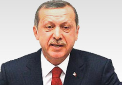Erdoğan o sözleri söyleyince üçü birden ayağa kalkıp gitti