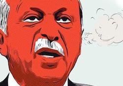 """""""Erdoğan IŞİD'in gülümseyen suç ortağı"""""""