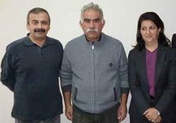 Öcalan'ın 5 kişilik bir sekreteryasında kimler olacak