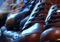 Maalesef zehirli ayakkabılar iç piyasada satılmış