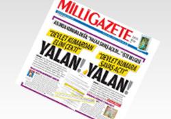 Milli gazete Erdoğan'ı kumarla vurdu