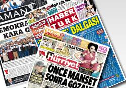 Gazeteler Cemaat operasyonunu nasıl gördü