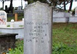 Ve ilk mezarlık satıldı