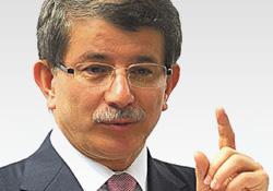 Davutoğlu'nun danışmanı hükümete çaktı