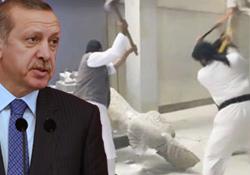 """""""IŞİD ile Erdoğan arasındaki tek fark kravat"""""""