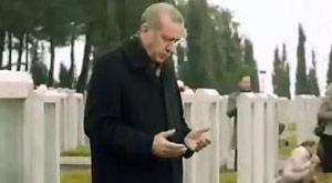 Çanakkale Zaferi'nin değil Tayyip Erdoğan'ın reklam filmi