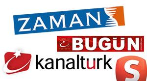 Zaman Bugün STV Kanaltürk Bugün TV'ye müdahale gelebilir