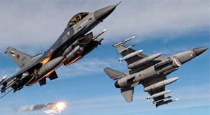 Hava Kuvvetleri komutanlığı o operasyonlarda görev alacak