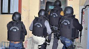 İstanbul'da 41 tutuklama