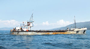 Kurbağalıdere'nin balçığı Marmara'ya