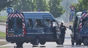 Fransa'da 8 bin kişi tahliye edildi