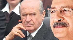 Bahçeli'den Kılıçdaroğlu'na red