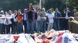 Ankara saldırısı sonrası o isim görevden alındı