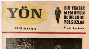 54 yıl önce Türkiye'nin bugünkü 'Yön'ünü yazdılar