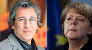 Can Dündar'dan Merkel'e mektup