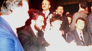 Nikah şahidi Deniz Baykal