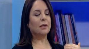 CNN TÜRK yayınında  CNN TÜRK eleştirisi