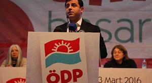 Demirtaş ÖDP kongresinde o sözleri neden söyledi