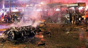 Ankara saldırısını o örgüt üstlendi