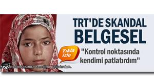 Sinemacılardan TRT'deki canlı bomba yayınıyla ilgili çarpıcı iddia