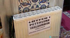 Mimar Sinan'ın kemikleri sızlayacak