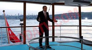 Erdoğan Atatürk'ün yatı Savarona'ya da kaçak kat çıktı