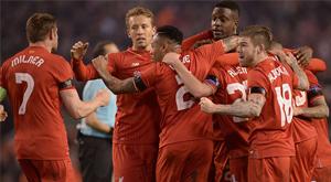 Liverpool'dan tarihi geri dönüş