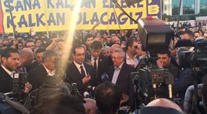 Fenerbahçe'den Çağlayan'a çıkarma