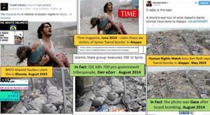 Suriye'deki kara propagandanın arkasında onlar var