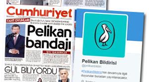 Pelikan'ın son kurbanı Cumhuriyet gazetesi oldu