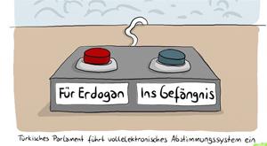 Almanya'dan dokunulmazlıkların kaldırılmasına eleştiri