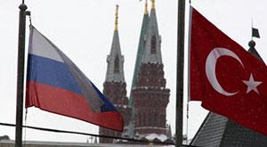 Rusya'ya AKP'den sürpriz ziyaretçi
