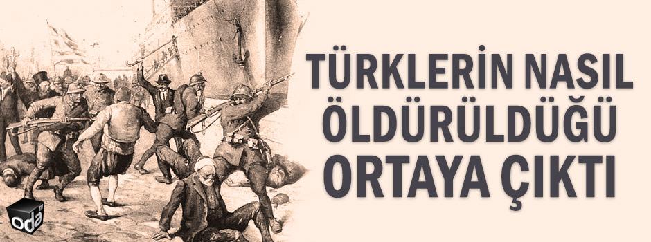 Türklerin nasıl öldürüldüğü ortaya çıktı
