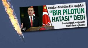 Erdoğan'ın bu sözleri ne anlama geliyor