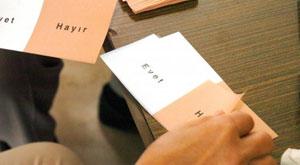 YSK'da seçim hazırlığı