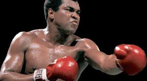 Muhammed Ali için konseri kesti
