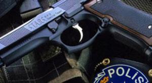 7 bin 850 polisin silahına el kondu