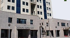 Askeri Yargıtay'a operasyon