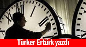 Amaç Türkiye'nin zaman dilimini Mekke ile birleştirmek miydi