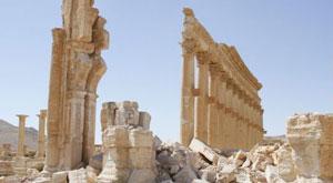 IŞİD yok etti 3 boyutlu yazıcıyla yeniden yapıldı