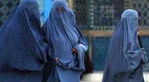 Çarşaf ve burkaya bir yasak daha